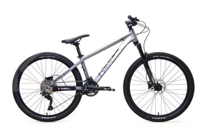 Stok baru, harga sepeda gunung Thrill Wreak 1.0 dipatok lumayan mahal
