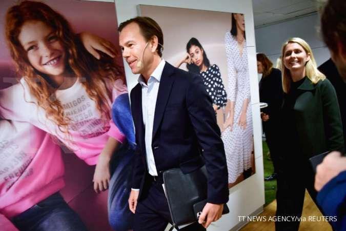 Tutup ratusan toko, H&M beralih ke penjualan secara online