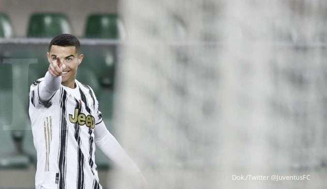 Hasil pertandingan Juventus vs Porto di Liga Champions