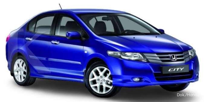 Harga mobil bekas Honda City