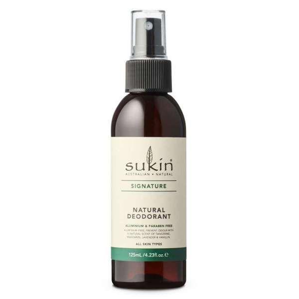 Sukin signature natural deodorant