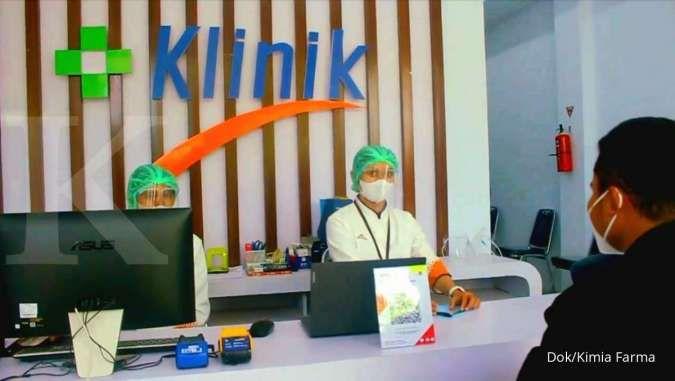 Masuk kawasan wisata, Kimia Farma Diagnostika buka klinik di Labuan Bajo
