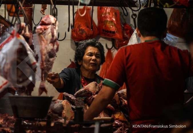 Kemendag: Harga daging sapi nasional Rp 125.600 per kg pada Juni