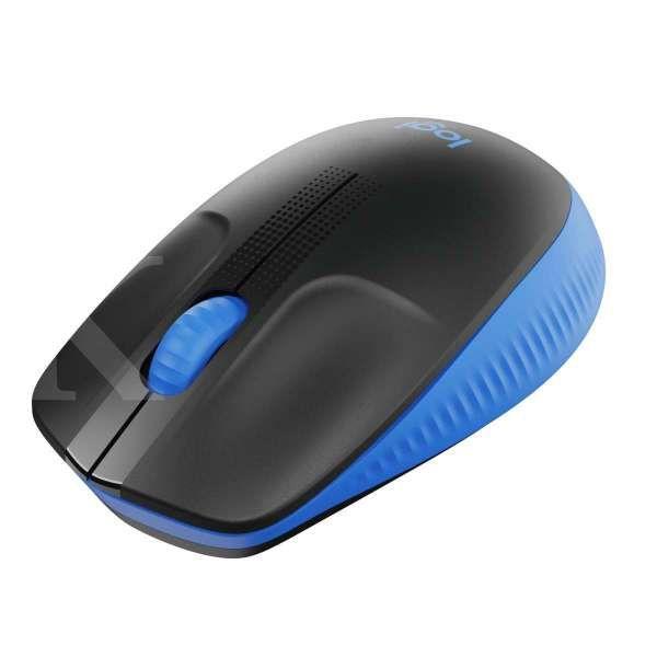 Logitech meluncurkan mouse nirkabel M190 yang cocok bagi yang genggaman tangan besar