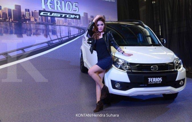 Di Jakarta, lelang mobil dinas Daihatsu Terios 2009, harga limit Rp 66 juta