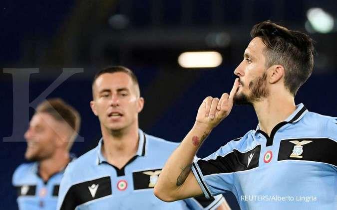 Jelang laga Juventus vs Lazio di Liga Italia Serie A