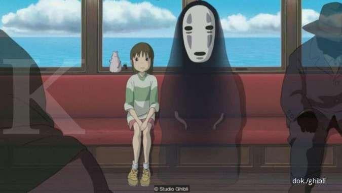 Suka film animasi? Ini 5 rekomendasi animasi terbaik Studio Ghibli