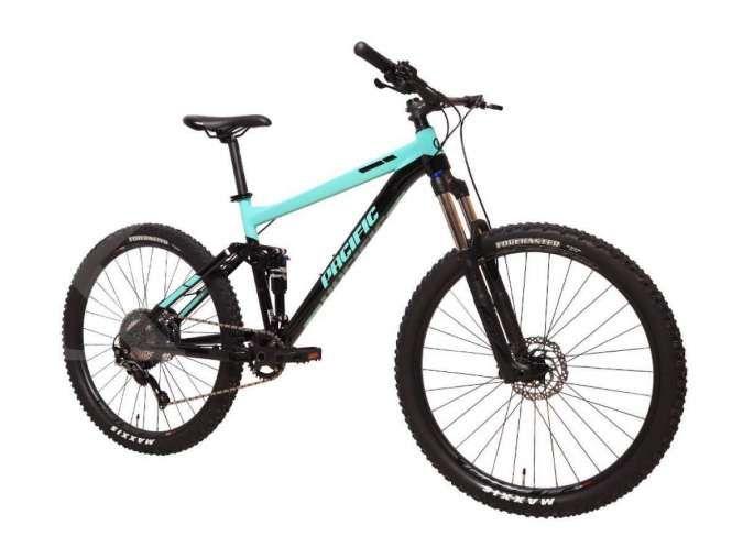 Jago nanjak! Harga sepeda gunung Pacific Foster 5.0 tak ramah di kantong