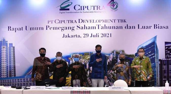 PT Ciputra Development Tbk (CTRA)