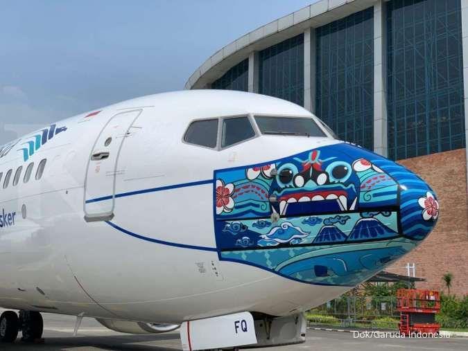 Garuda Indonesia Giaa Sambut Baik Aturan Swab Pcr Bagi Penumpang