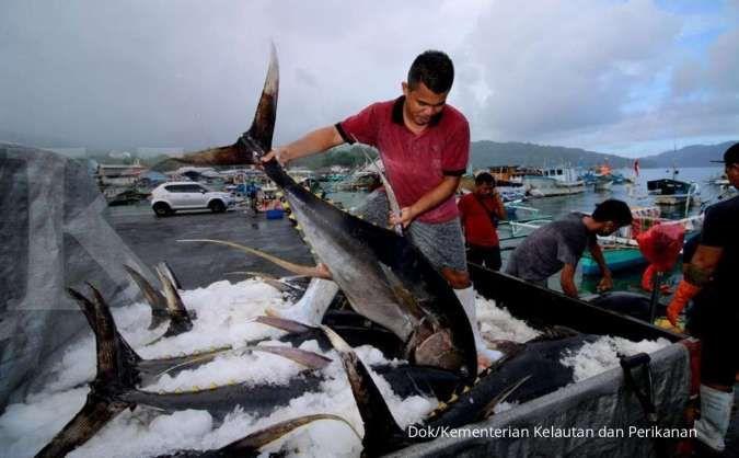 Pemerintah akan lelang kuota tangkapan ikan bagi industri
