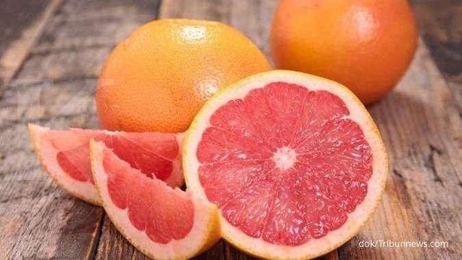 5 Manfaat jeruk bali untuk kesehatan bila dikonsumsi secara rutin