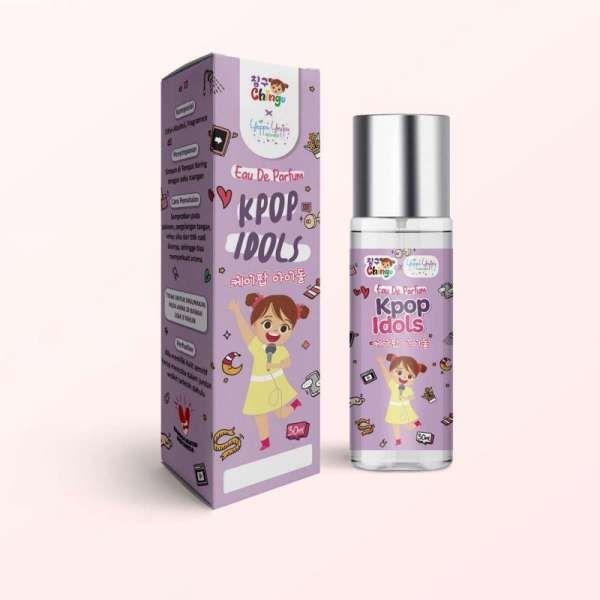 Chingu Eau DE Parfum Kpop Idol