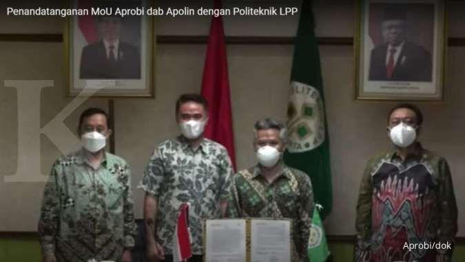 Politeknik LPP Yogyakarta kerjasama dengan Aprobi dan Apolin perkuat SDM hilir sawit