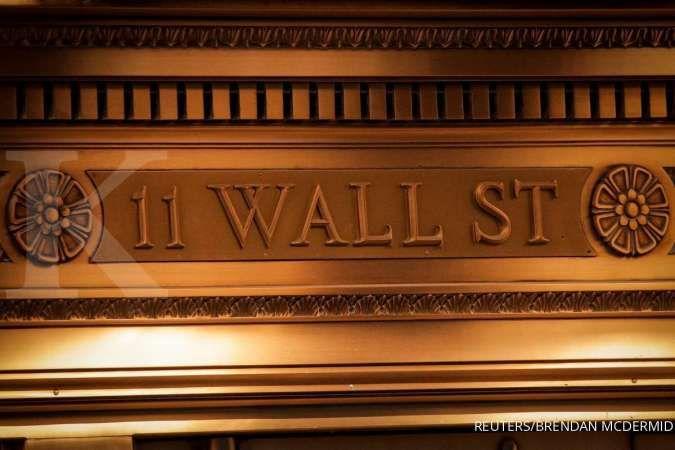 Wall Street tergelincir karena ketidakpastian kebijakan pajak perusahaan AS