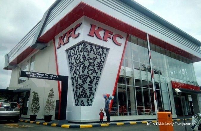 Promo KFC periode 15-17 September 2020, winger bucket mulai dari Rp 83.636