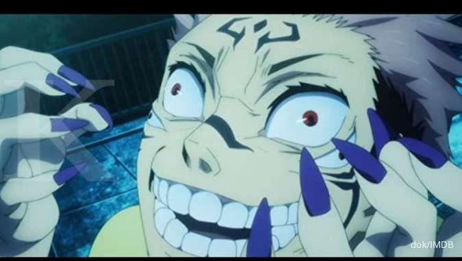 Anime Jujutsu Kaisen episode 4 sub Indonesia, gawat! Itadori kehilangan tangannya
