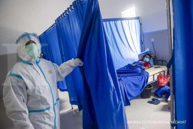 Kolaps akibat Covid-19, industri kesehatan harus segera dibenahi