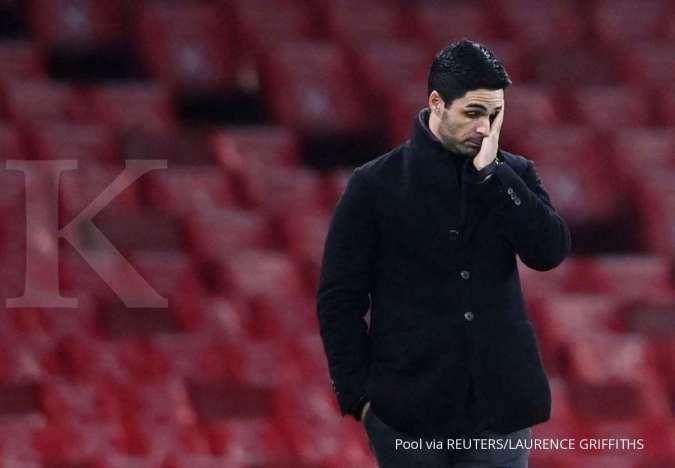 Hasil Liga Europa antara Arsenal vs Olympiakos