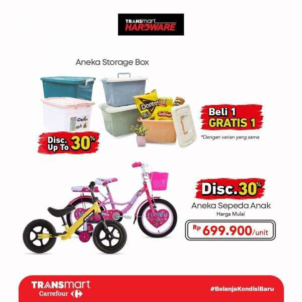 Promo Transmart Carrefour 23 September - 6 Oktober 2020