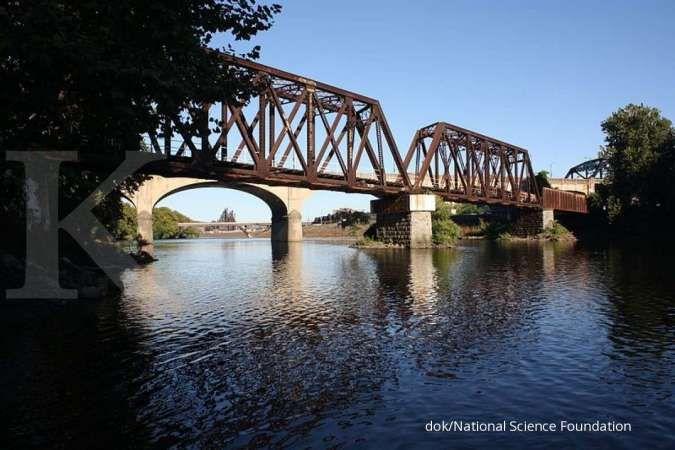 Wah, perubahan iklim mempengaruhi keamanan jembatan