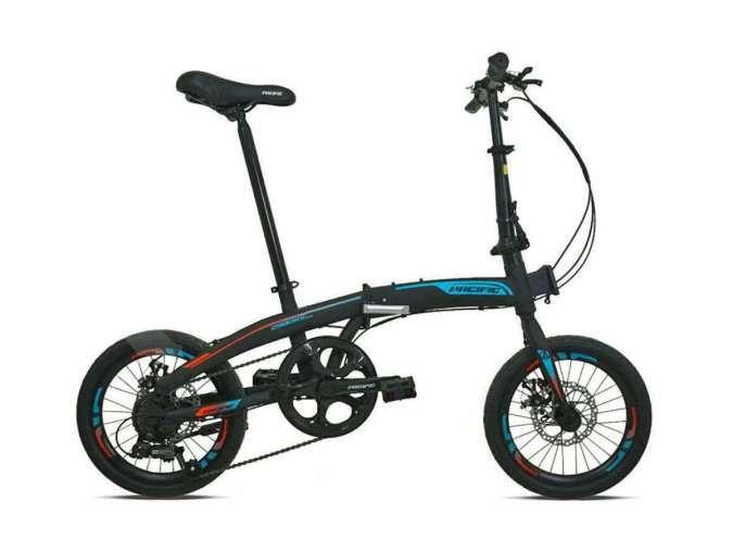 Wow! Harga sepeda lipat Pacific 2980 RX 6.0 16