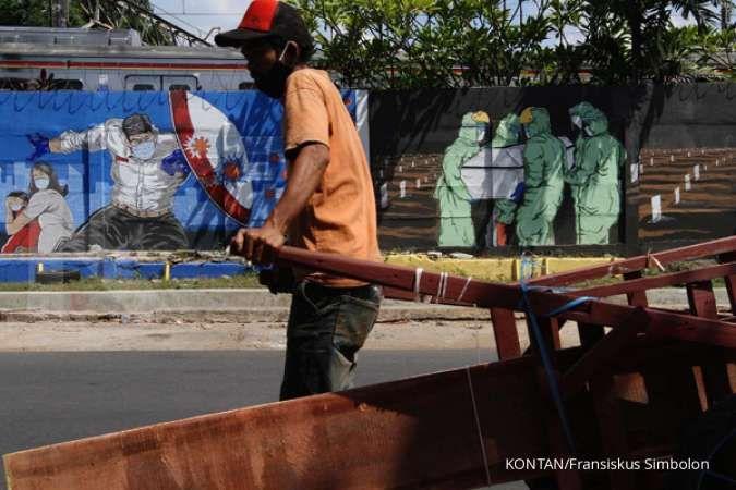 UPDATE Corona Indonesia, Senin (19/4): Tambah 4.952 kasus, ingat jaga jarak