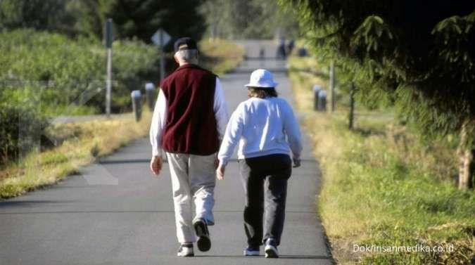 Tetap sehat di tengah pandemi corona, inilah tips WHO untuk orang lanjut usia