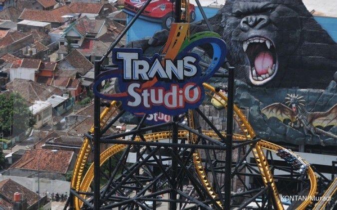 Paket main makan vaganza, promo Trans Studio Bandung periode Januari 2021