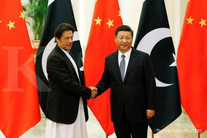 China dan Pakistan semakin akrab, gelar latihan militer bersama