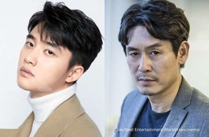 D.O. EXO dan Sol Kyung Gu akan membintangi film Korea terbaru The Moon.