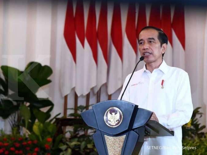 Jokowi dorong belanja teknologi daerah seperti belanja investasi