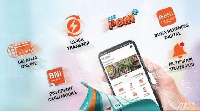 Bni Mobile Banking Terblokir Ini Cara Mengaktifkannya Kembali