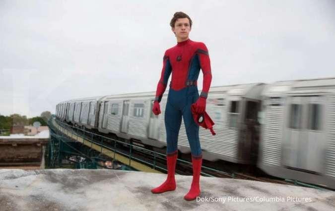 Jadi tontonan Marvel terfavorit, Tom Holland pemeran Spider-Man menyukai WandaVision