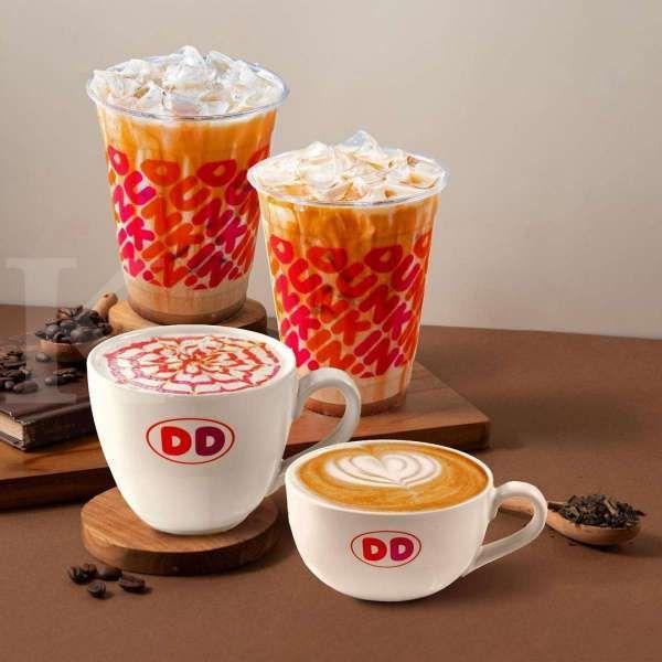 Cek promo Dunkin' Donuts hari ini 23 Maret 2021, beli 1 gratis 1 minuman!