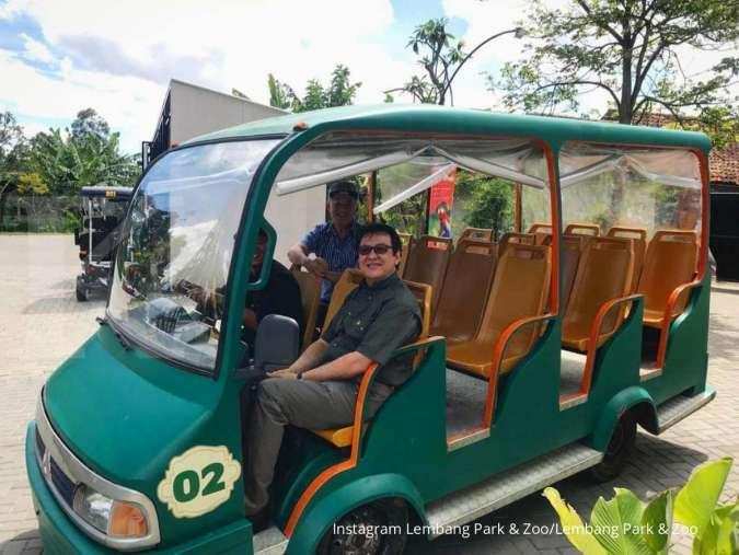 Lembang Park & Zoo, kebun binatang dengan konsep kekinian di Kota Bandung