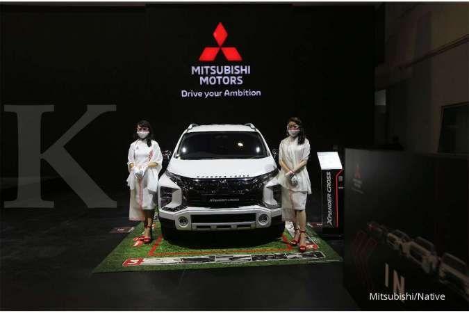 Berikut Ragam Program Penjualan Menarik Mitsubishi di IIMS 2021