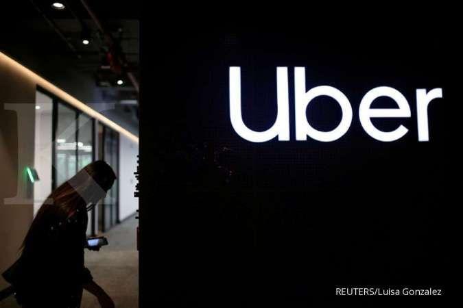 Akibat kasus peretasan, AS menuntut mantan kepala keamanan Uber