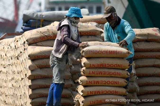 Semester I-2021, penjualan semen Indocement Tunggal Prakarsa (INTP) tumbuh 6%
