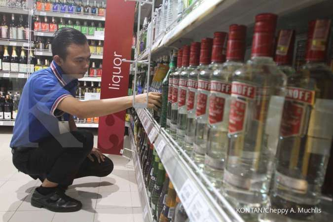 Draf RUU larangan minuman beralkohol ditargetkan rampung akhir tahun 2021