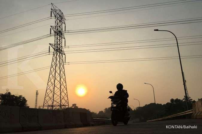 konsumsi listrik