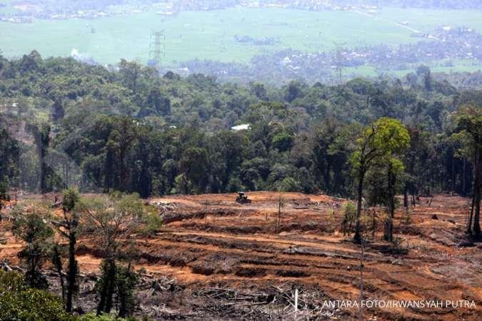 KLHK hentikan pemberian izin baru di 66,27 juta ha hutan