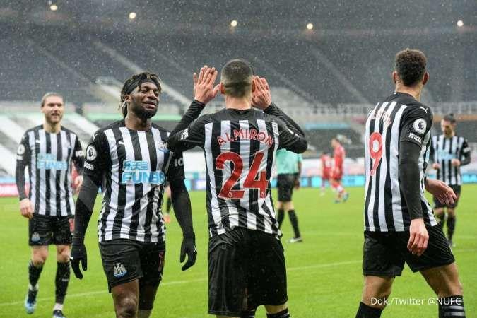 Jelang laga Leicester va Newcastle United di Liga Inggris