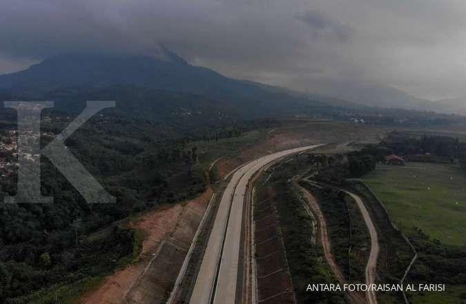 Kementerian PUPR targetkan jalan tol Cisumdawu rampung akhir 2021