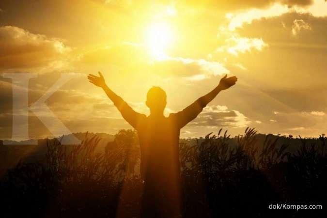 Tips berjemur di bawah sinar matahari untuk dapatkan vitamin D ala Kemenkes