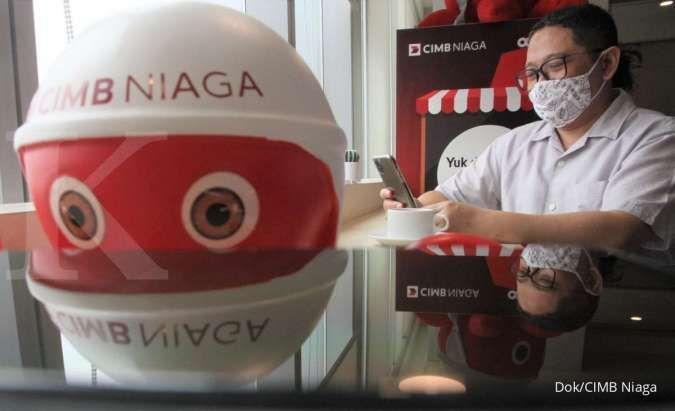 CIMB Niaga catat 90% pengajuan deposito terjadi lewat jalur digital