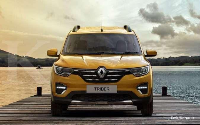 Pabrikan otomotif Prancis, Renault akan boyong SUV Kiger ke Indonesia