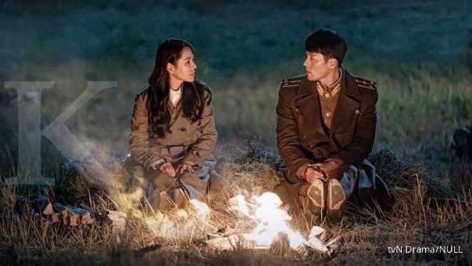 Crash Landing On You dalam daftar drama Korea rating tertinggi tahun 2020 di cable TV