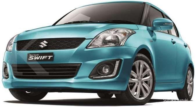 Suzuki Swift Generasi Ketiga