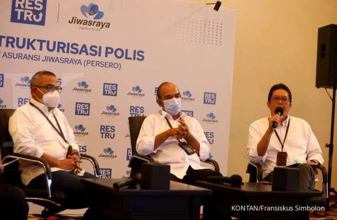 Ini tiga skema lengkap restrukturisasi polis saving plan Jiwasraya, silakan timbang!